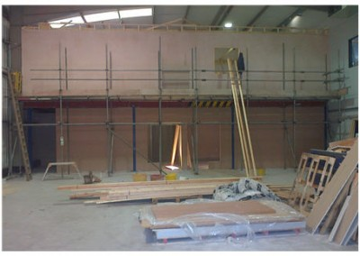 Industrial & Commercial work